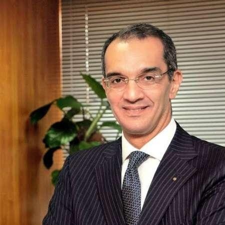 الدكتور عمرو طلعت وزير الاتصالات وتكنولوجيا المعومات