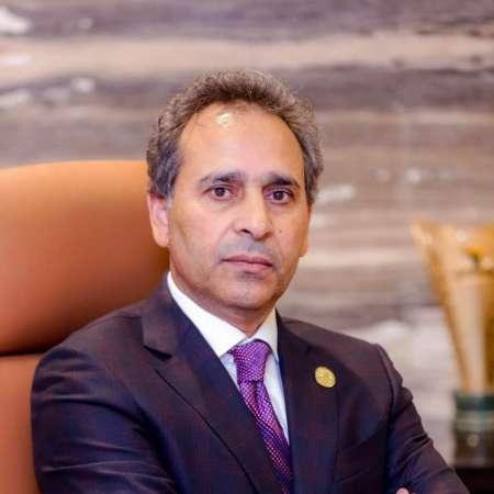 المهندس مرزوق منصور، رئيس مجلس إدارة شركة التعمير  العربية للتنمية