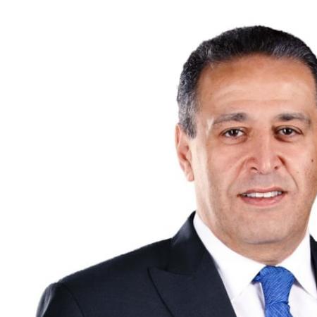 أشرف سالمان رئيس مجلس إدارة سيتي إيدج