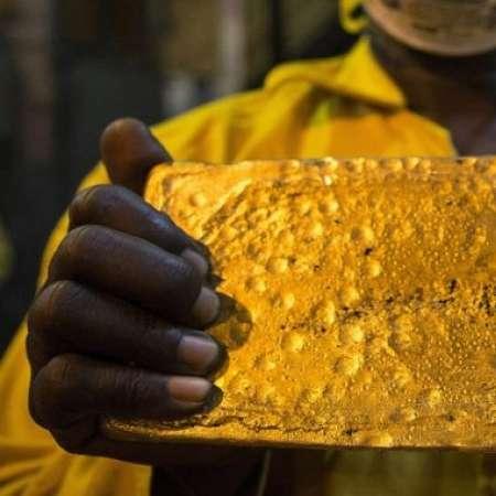 تجارة الذهب في السودان