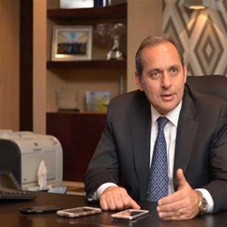 هشام عكاشة رئيس البنك الأهلى المصرى