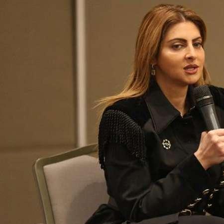 هبة السويدي مؤسس ورئيس مجلس إدارة مؤسسة أهل مصر للتنمية