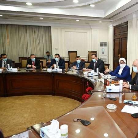 اجتماع وزارة الصحة مع وزارة السكان