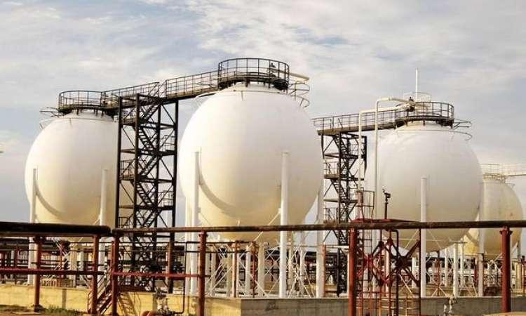 مخزونات الغاز الطبيعي