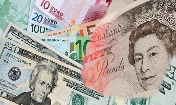 الجنية الإسترليني مقابل الدولار