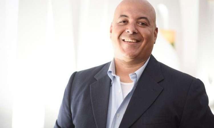 قاسم حسن رئيس قطاع التلفزيونات بشركة سامسونج إلكترونيكس مصر