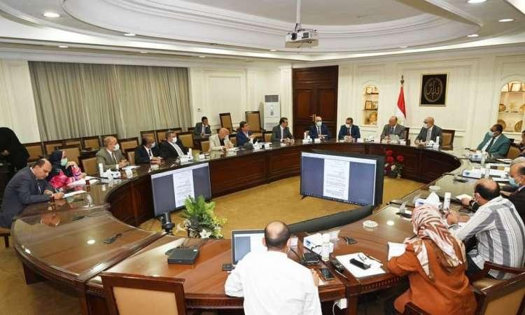 اجتماع وزير الإسكان ومحافظ القاهرة