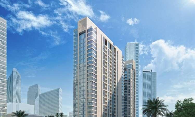 الشقق السكنية في دبي